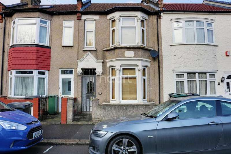 2 Bedrooms Terraced House for sale in Blenheim Road, Walthamstow