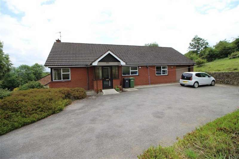 3 Bedrooms Detached Bungalow for sale in Bullbridge Hill, Fritchley, Fritchley Belper