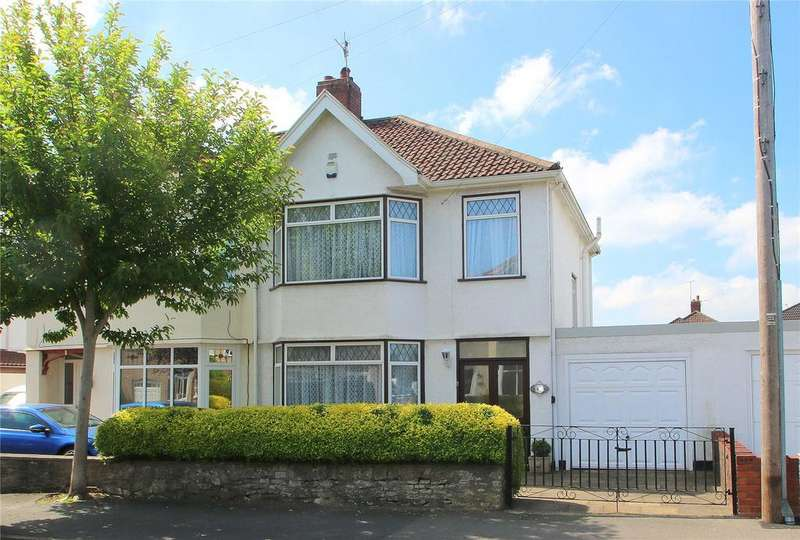 3 Bedrooms Semi Detached House for sale in Bower Road, Ashton, Bristol, BS3