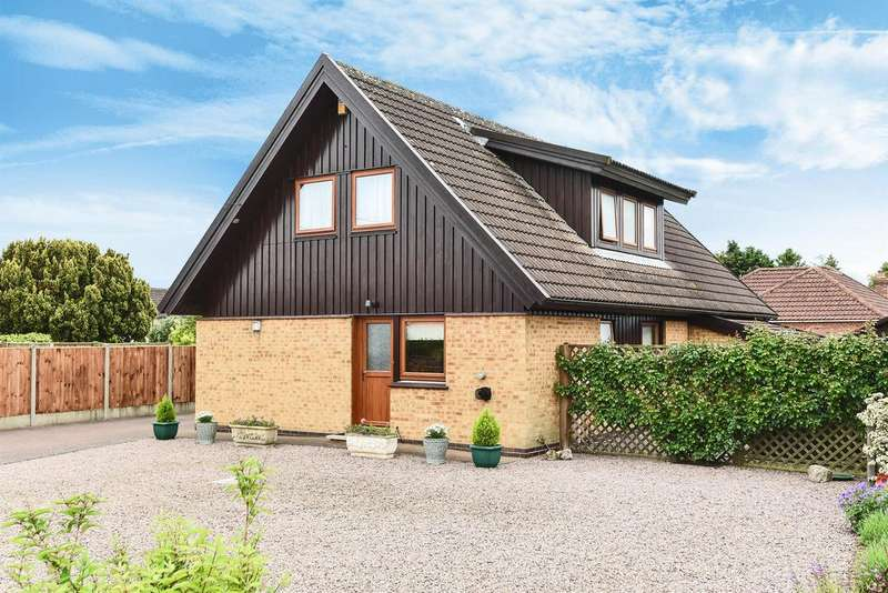 3 Bedrooms Detached House for sale in Watery Lane, Mareham-Le-Fen, Boston, Lincs, PE22 7RP