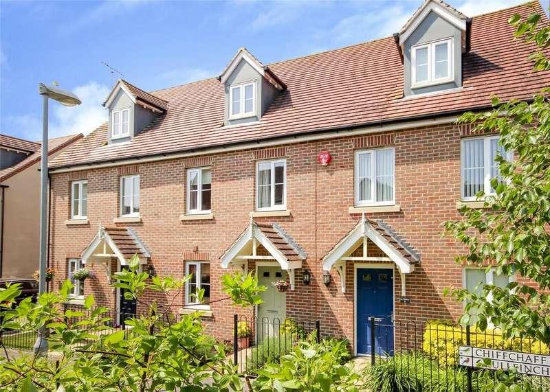 3 Bedrooms House for sale in Bullfinch Rise, Bracknell, Berkshire, RG12