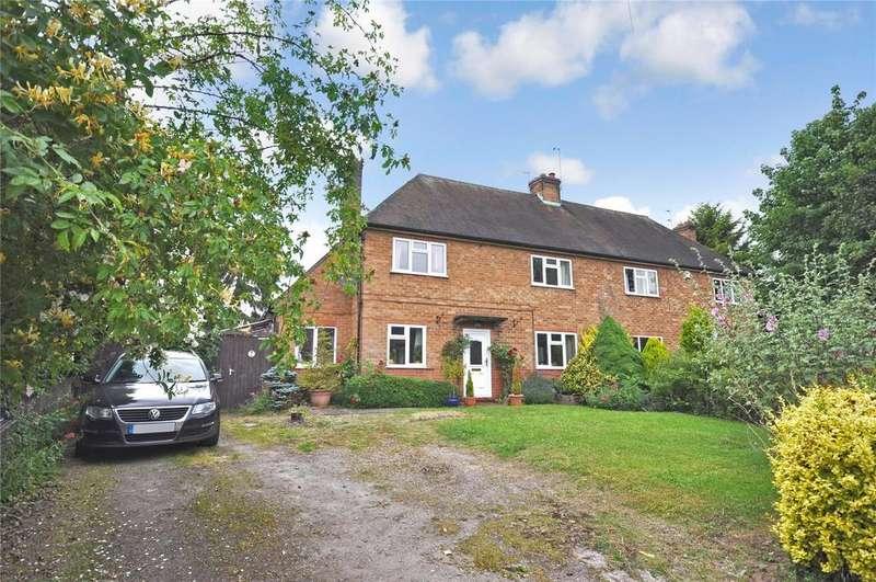3 Bedrooms Semi Detached House for sale in Main Street, Sutton Bonington, Loughborough
