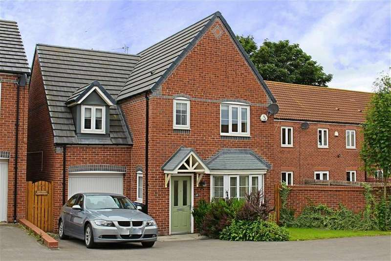 4 Bedrooms Detached House for sale in Turnbull Way, Middlesbrough