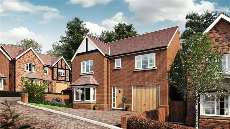 4 Bedrooms Detached House for sale in Kilbourne Road, Belper, Derbyshire