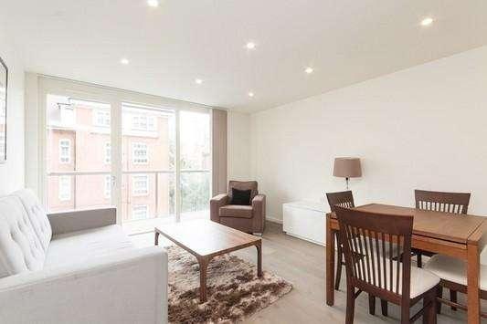 1 Bedroom Apartment Flat for sale in Worcester Point, Central Street, Clerkenwell Quarter EC1V
