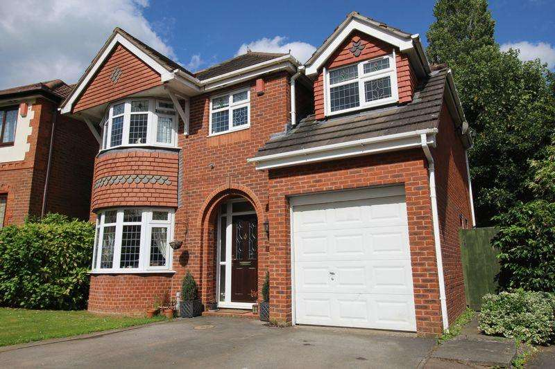 5 Bedrooms Detached House for sale in Larkfield Park, Chepstow
