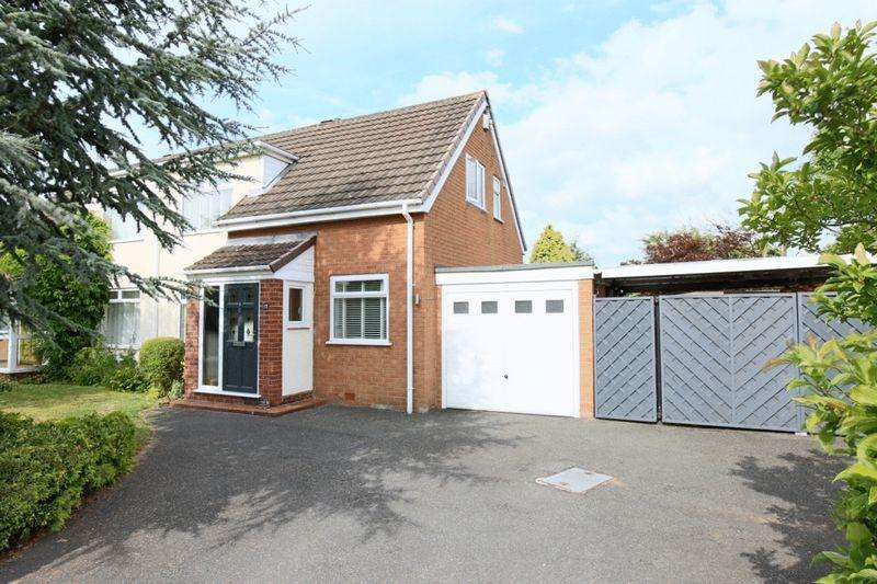 2 Bedrooms Semi Detached House for sale in Newbold Way, Nantwich