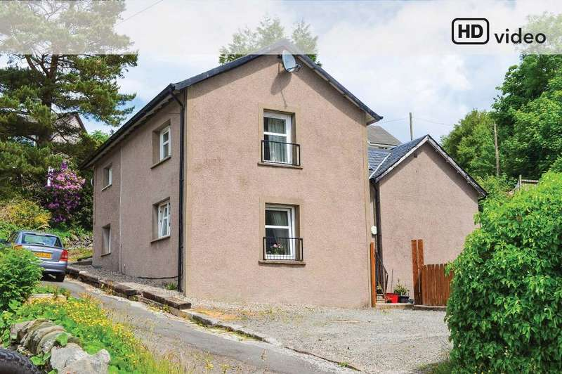4 Bedrooms Detached House for sale in Tigh Dearg Road, Kilcreggan, Argyll Bute, G84 0JZ