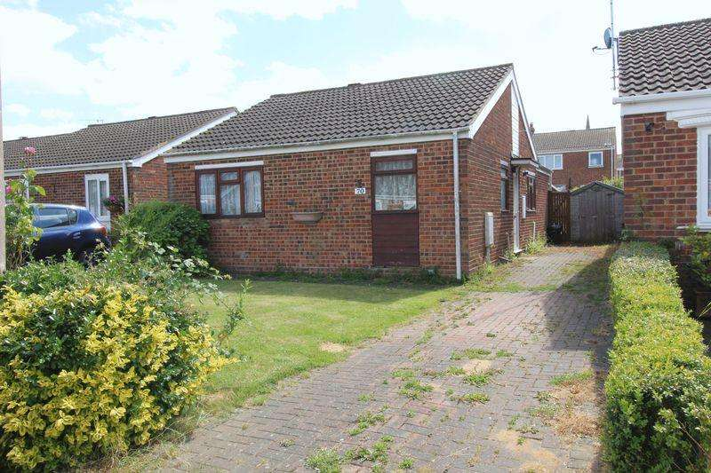 2 Bedrooms Detached Bungalow for sale in Eastfield Drive, Milton Keynes