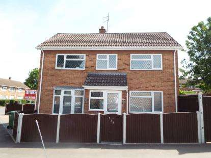 4 Bedrooms End Of Terrace House for sale in Churchfield Road, Houghton Regis, Dunstable, Bedfordshire