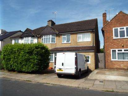 7 Bedrooms Semi Detached House for sale in Richmond Hill, Luton, Bedfordshire