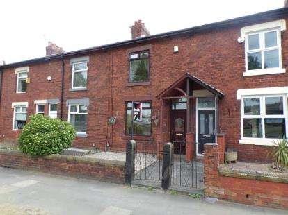 2 Bedrooms Terraced House for sale in Warrington Road, Marus Bridge, Wigan, WN3