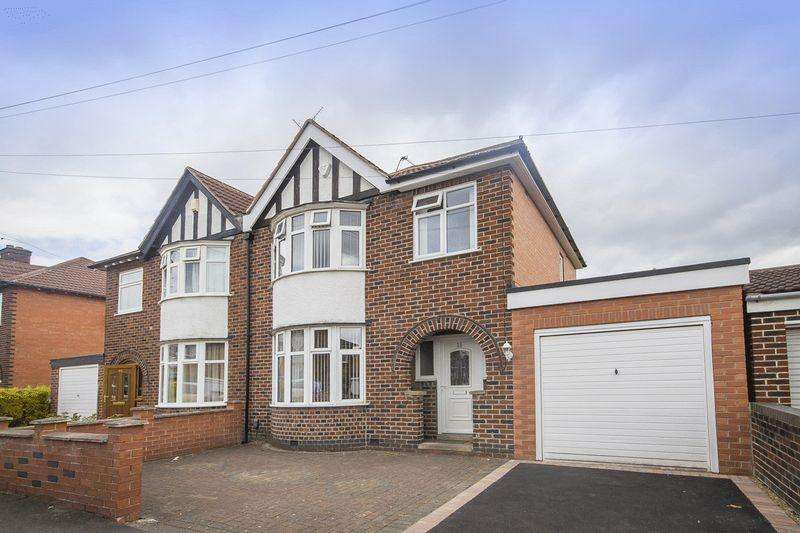 3 Bedrooms Semi Detached House for sale in PENRHYN AVENUE, LITTLEOVER