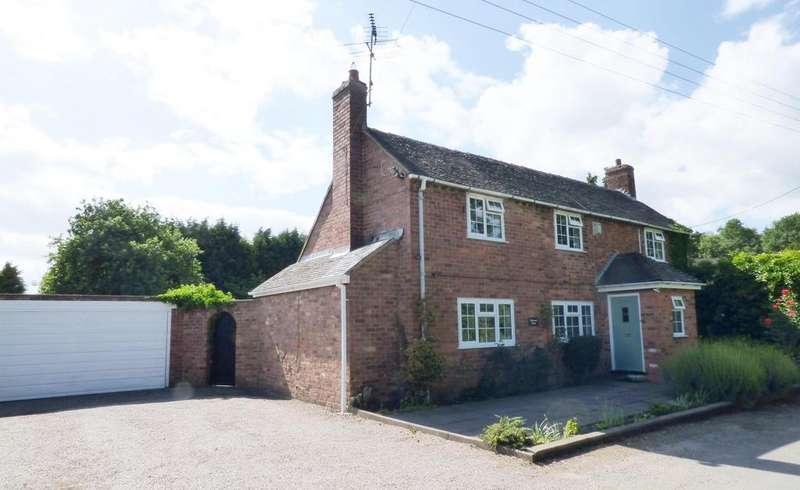 3 Bedrooms Detached House for sale in Oakwood House, Oak Lane, Cannock, Staffs, WS11 1RZ