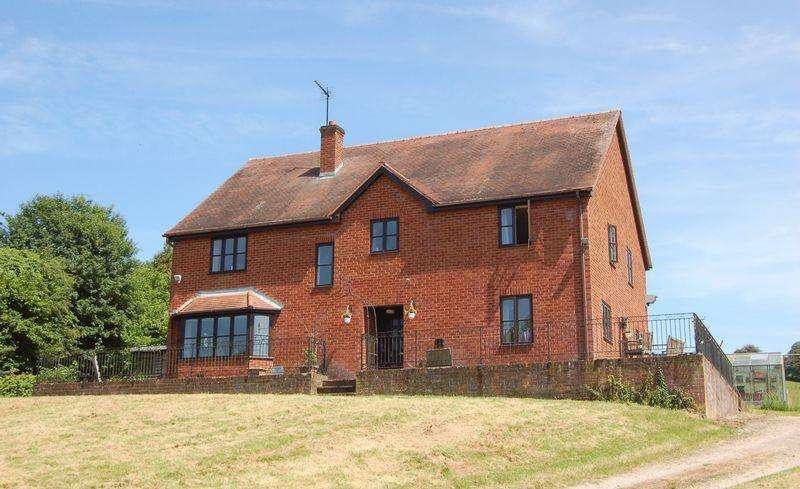 4 Bedrooms Detached House for sale in The Hendre, Monmouth