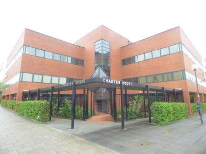 2 Bedrooms Flat for sale in Charter House, 426 Avebury Boulevard, Milton Keynes, Buckinghamshire