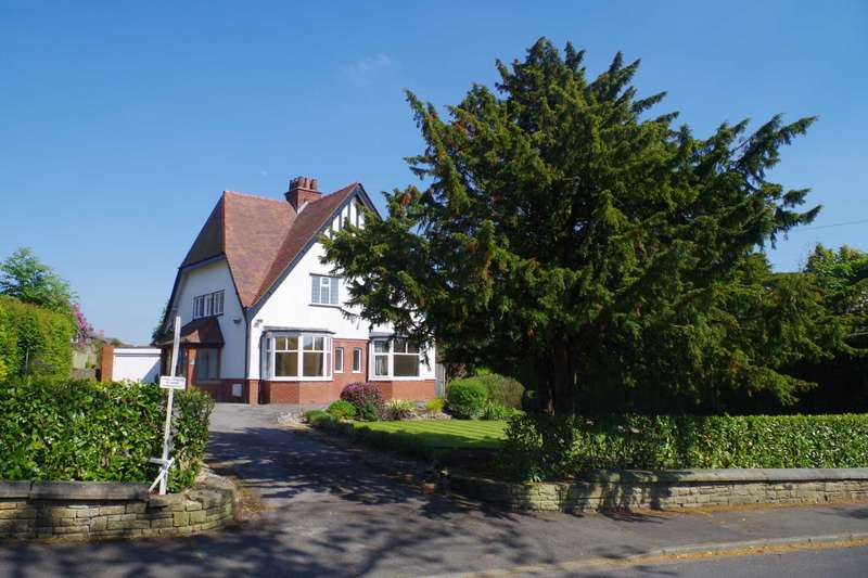 4 Bedrooms Detached House for sale in Towncroft Lane, Heaton