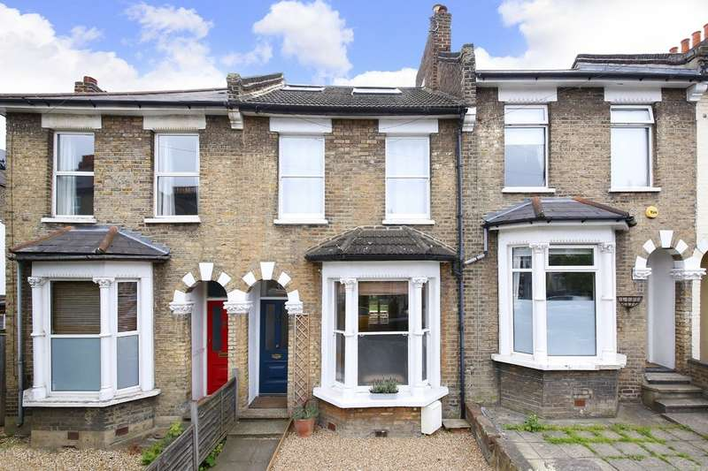 4 Bedrooms Terraced House for sale in Holdenby Road, Brockley