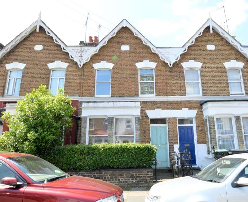 2 Bedrooms Apartment Flat for sale in Candler Street, Tottenham, London, N15 6HS