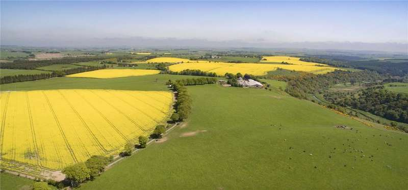 5 Bedrooms Farm Commercial for sale in Fetterletter, Fyvie, Turriff, Aberdeenshire, AB53
