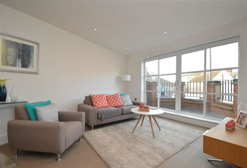 2 Bedrooms Apartment Flat for sale in Archway Mews, Putney
