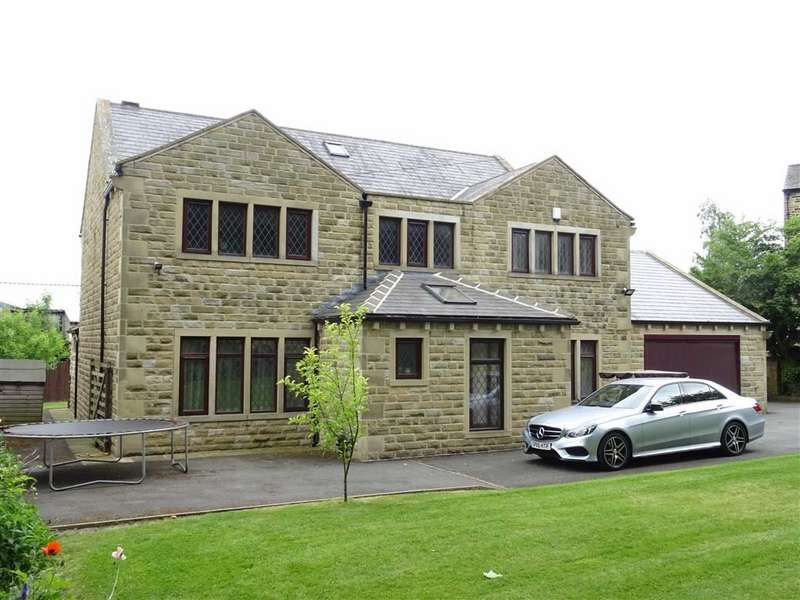 6 Bedrooms Detached House for sale in Murray Road, Edgerton, Huddersfield