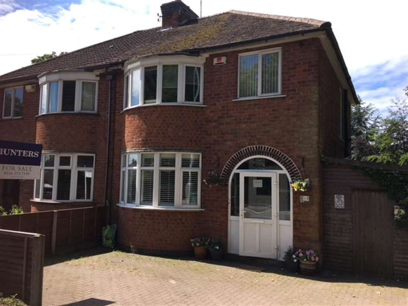 3 Bedrooms Semi Detached House for sale in Desford Road, Narborough, Leicester, LE19 2EL