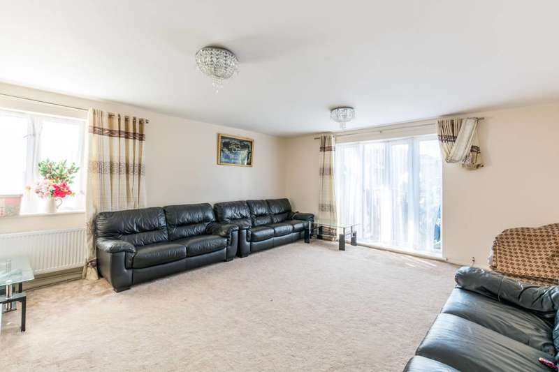 3 Bedrooms Flat for sale in Troon Close, South Bermondsey, SE16