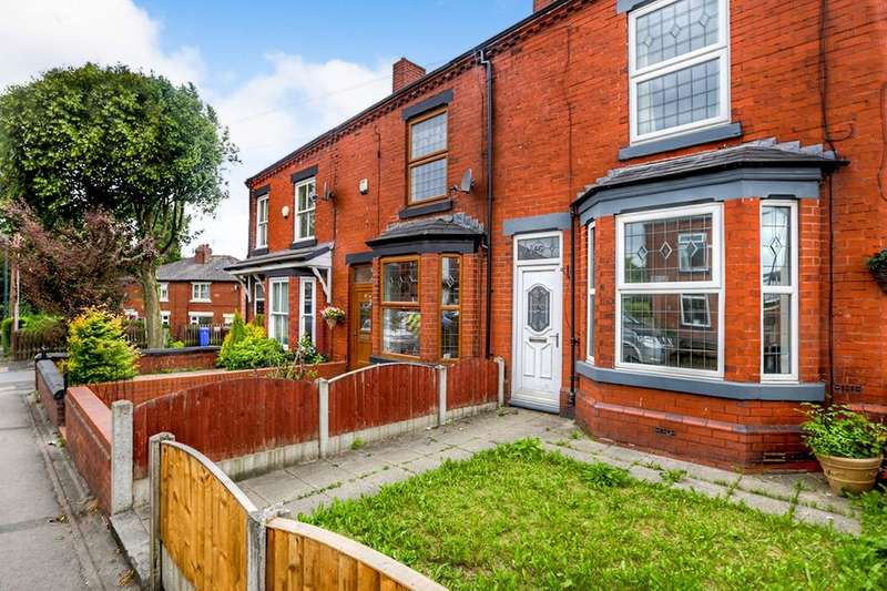 3 Bedrooms Terraced House for sale in Mill Lane, Hyde, SK14