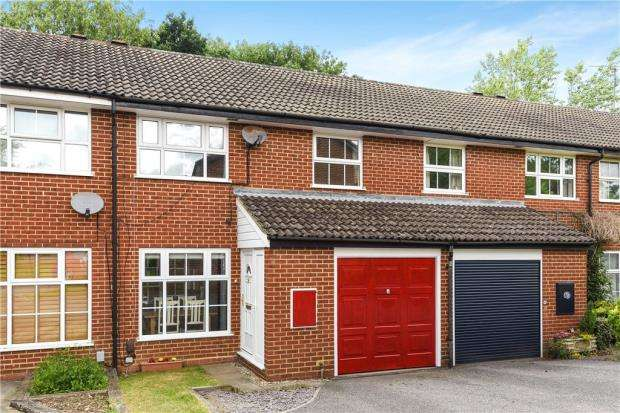 3 Bedrooms Terraced House for sale in Lime Close, Wokingham, Berkshire