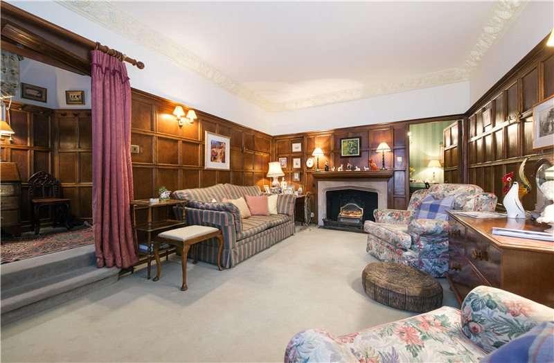 2 Bedrooms Mews House for sale in Cornwall Mews South, London, SW7