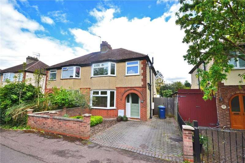 3 Bedrooms Semi Detached House for sale in Hoadly Road, Cambridge, CB3