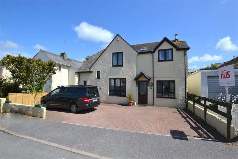 4 Bedrooms Detached House for sale in Lower Redannick, Truro