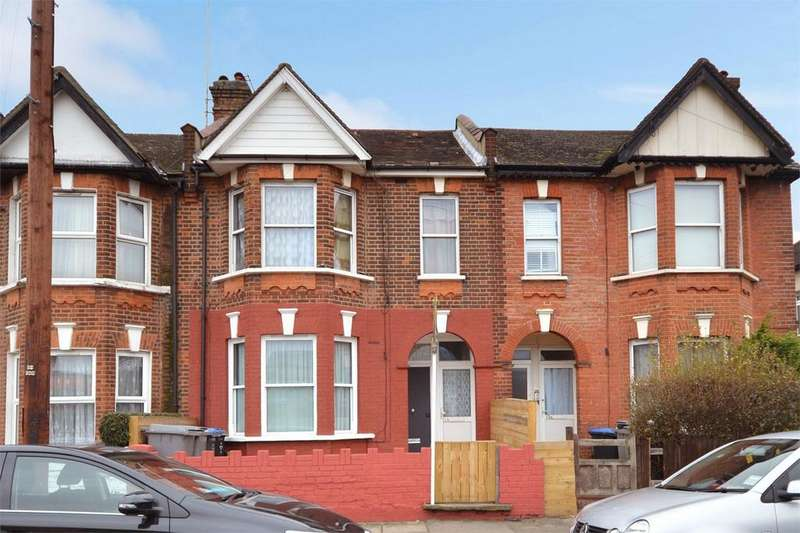 2 Bedrooms Flat for sale in Curzon Crescent, Harlesden