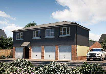 2 Bedrooms Detached House for sale in Topsham, Exeter