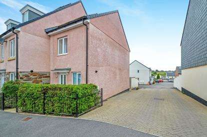 2 Bedrooms End Of Terrace House for sale in Newquay, Cornwall, England