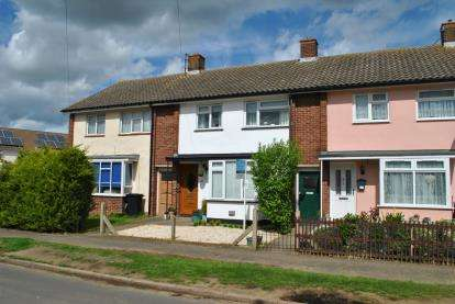 3 Bedrooms Terraced House for sale in Denny Crescent, Langford, Biggleswade, Bedfordshire