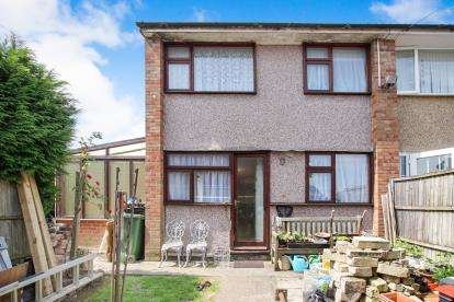 3 Bedrooms End Of Terrace House for sale in Maple Walk, Pucklechurch, Bristol