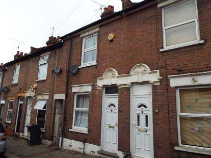 3 Bedrooms Terraced House for sale in Ridgway Road, Luton, Bedfordshire