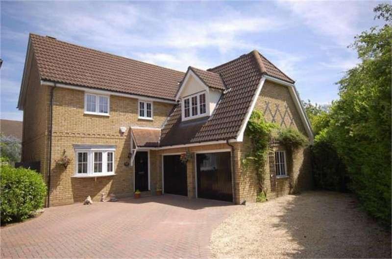 4 Bedrooms Detached House for sale in Framlingham Way, Great Notley, Braintree, Essex