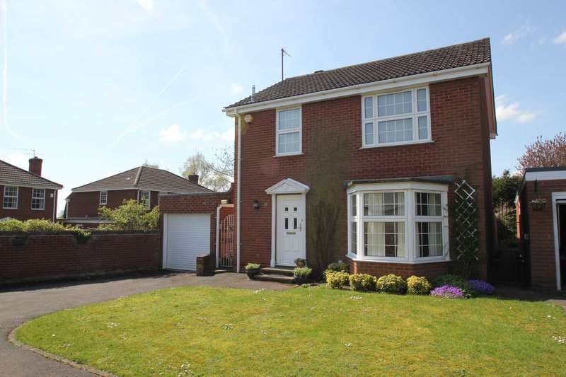 4 Bedrooms Detached House for sale in Ridgeway, Wargrave