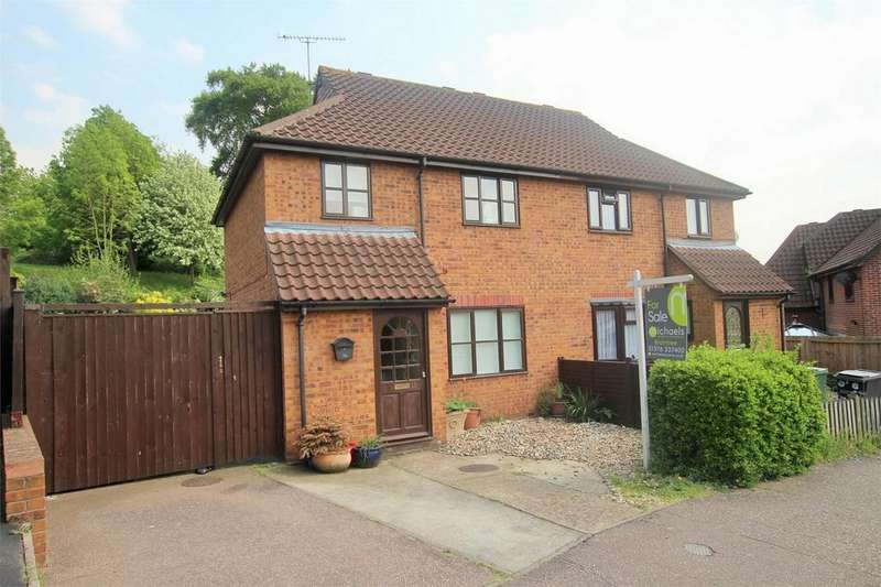 3 Bedrooms Semi Detached House for sale in Megs Way, Braintree, Essex
