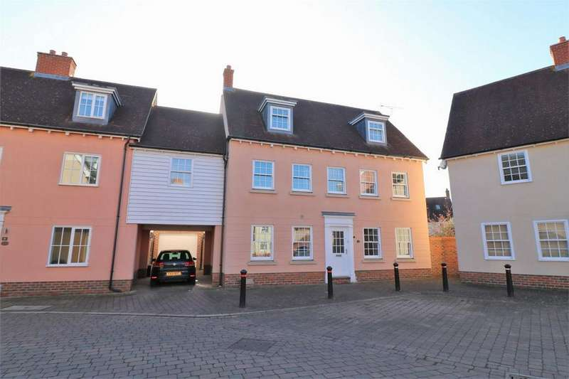 6 Bedrooms Link Detached House for sale in Merediths Close, Wivenhoe, Colchester, Essex