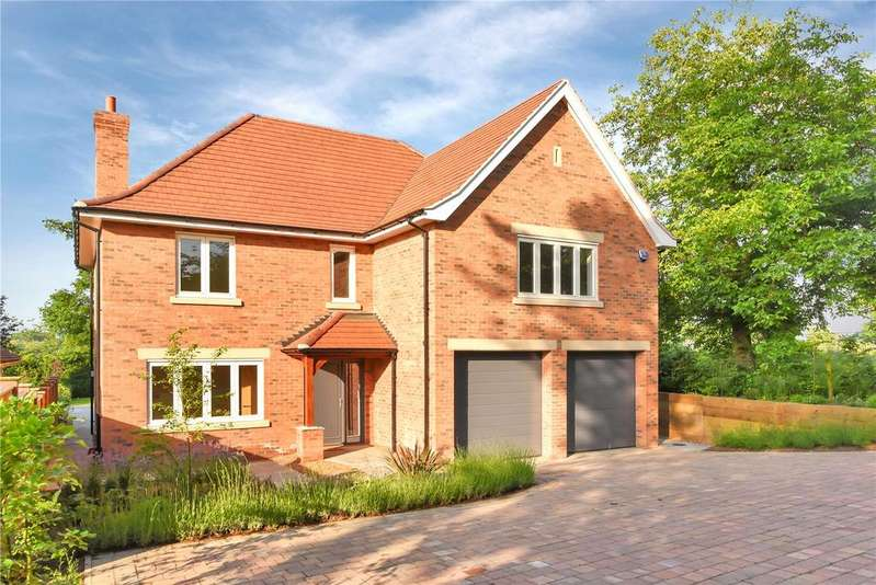 4 Bedrooms Detached House for sale in Gaddesby Lane, Rearsby, Leicestershire