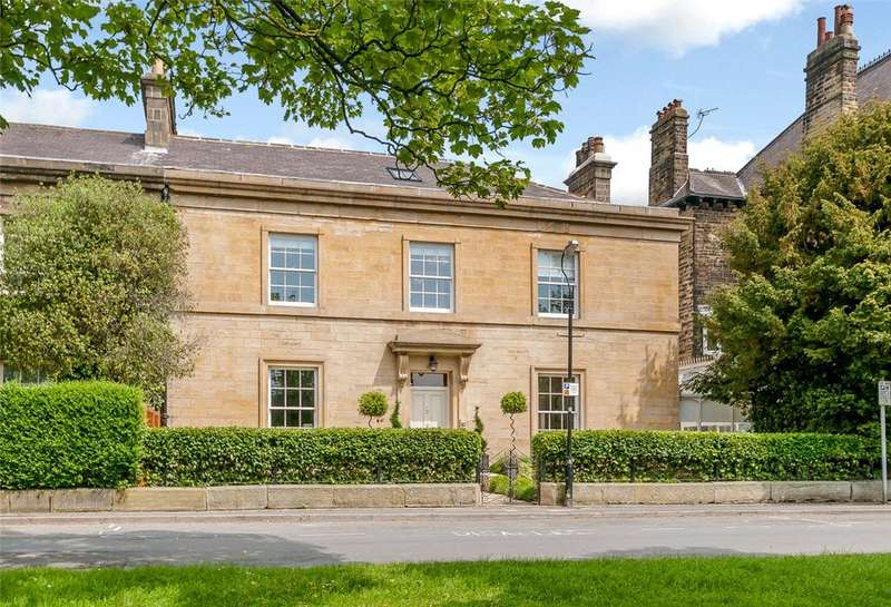 5 Bedrooms House for sale in Granby Lodge, 10 Granby Road, Harrogate, North Yorkshire, HG1