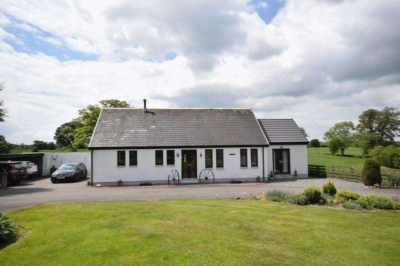 2 Bedrooms Cottage House for sale in Low Clewes, by Mauchline KA5 5JX