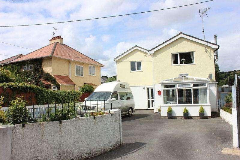 3 Bedrooms Detached House for sale in Station Road, Par