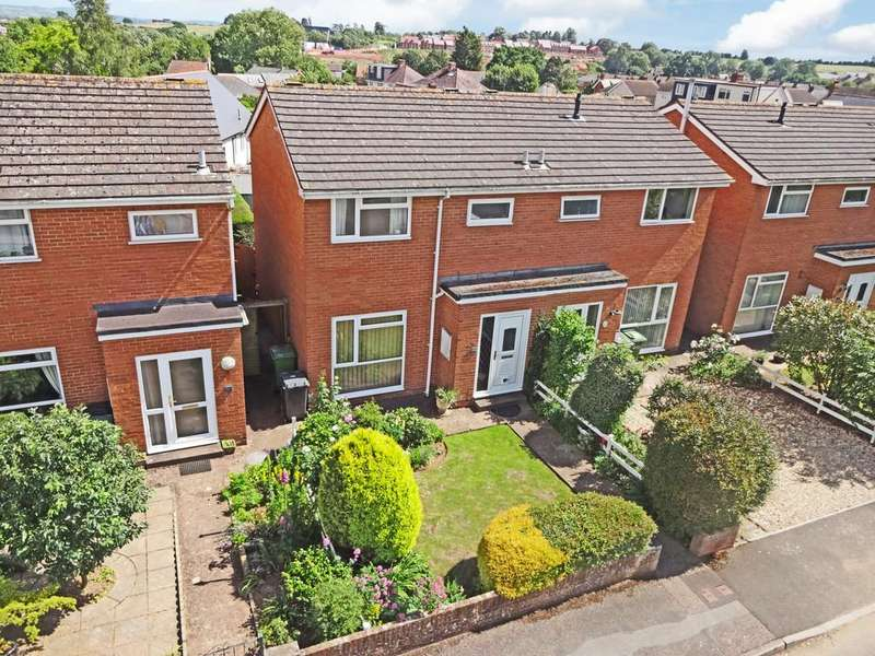 3 Bedrooms Semi Detached House for sale in Pinhoe, Exeter