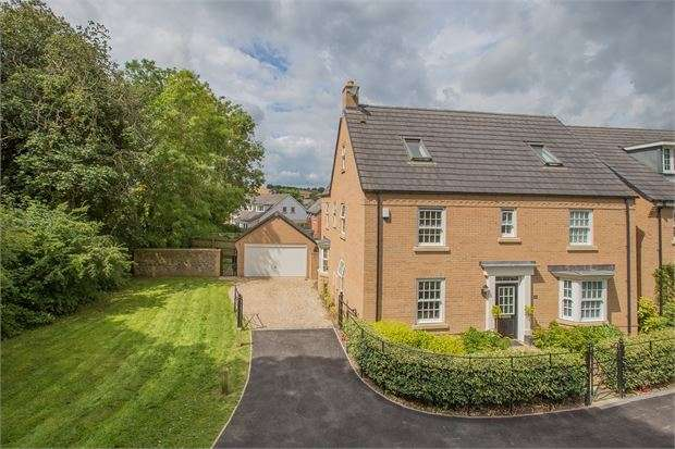 6 Bedrooms Detached House for sale in Beacon Drive, Highweek, Newton Abbot, Devon. TQ12 1GG