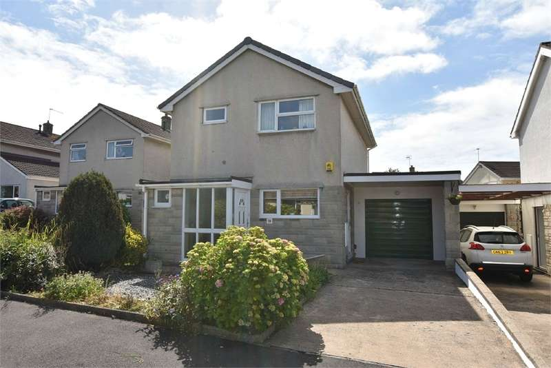 3 Bedrooms Detached House for sale in The Ridge, Yatton, Bristol, North Somerset